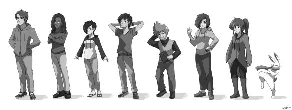 Phantonics_Characters